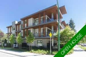 Lynn Valley Townhouse for sale:  2 bedroom 1,608 sq.ft. (Listed 2019-11-07)