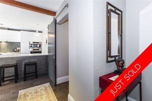 Kitsilano Apartment/Condo for sale:  1 bedroom 713 sq.ft. (Listed 2021-02-02)